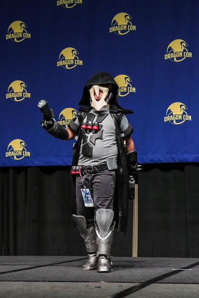 The Masquerade at DragonCon 2017