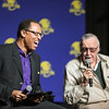 Stan 'the Man' Lee! Excelsior! moderated by Marc Lee at DragonCon 2017