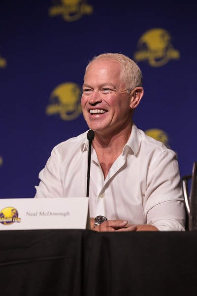Legends of Tomorrow: Battling the Legion of Doom! with Neal McDonough at DragonCon 2017