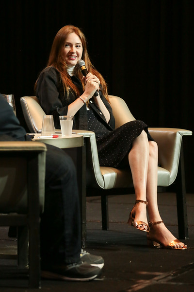 Spotlight on Karen Gillan at DragonCon 2018