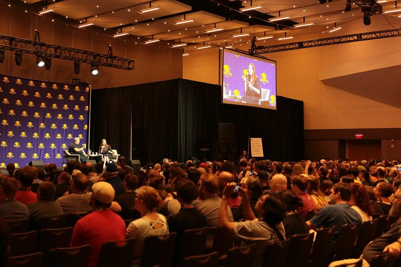 Spotlight on Karen Gillan at DragonCon 2018
