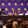 American Horror Story with Jyoti Amge, Marc Lee, and Denis O'Hare at DragonCon 2018