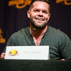 Expanse Cast: Voices from Deep Space with Wes Chatham at DragonCon 2019