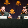 Expanse Cast: Voices from Deep Space with Steven Strait and Wes Chatham at DragonCon 2019