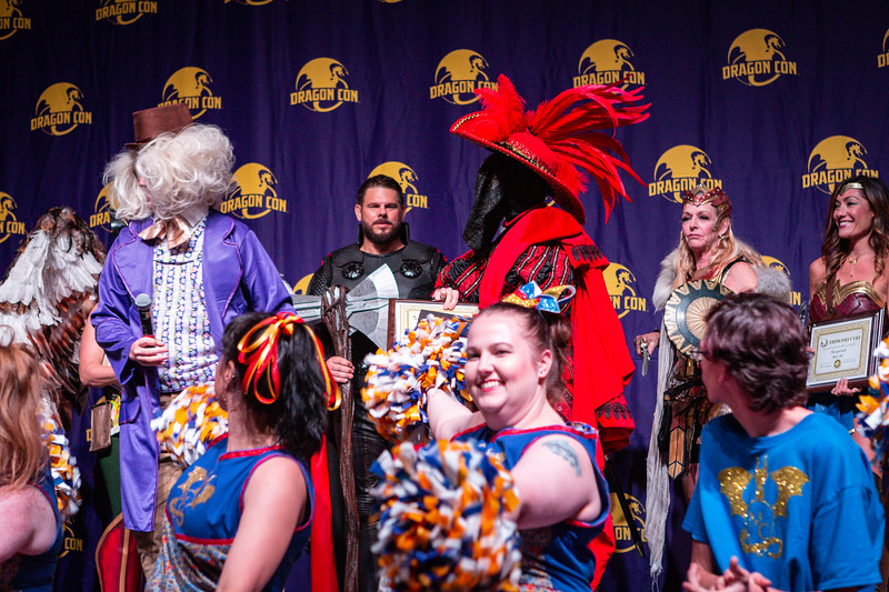 Winners of the 2019 Dragon Con Masquerade