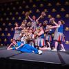 Marriott Carpet Cheerleaders Costume Contestant at the 2019 Dragon Con Masquerade