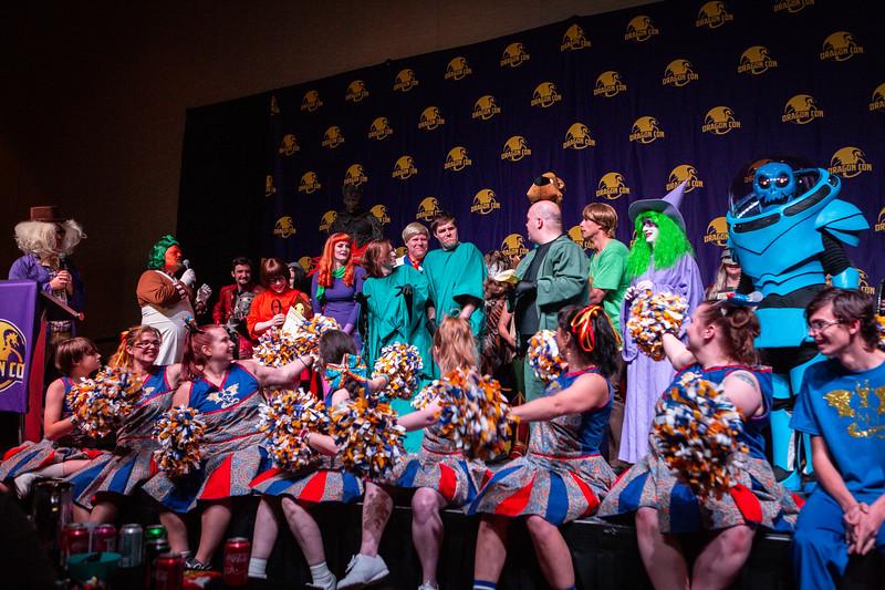 Winners of the 2019 Dragon Con Masquerade