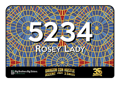 Wollack, Rose - Rosey Lady #5234 (93)