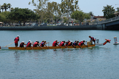 San Diego Dragonboat Team LB 2009