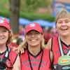 Karin Clarke, Linda, and Carol Bowles