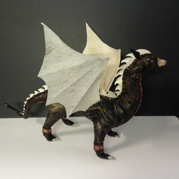 Majestis, the dragon
