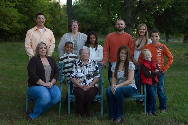Drake Family 2013