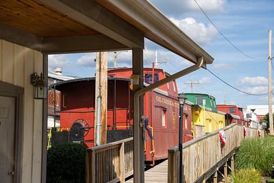 Drake Museum & Titusville Train