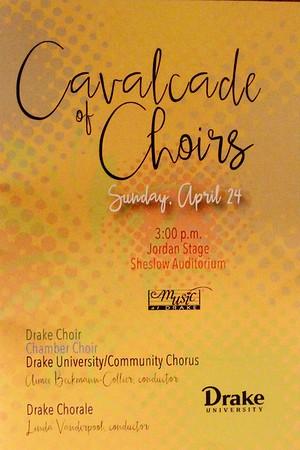 2016 Cavalcade of Choirs