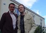 Sean Murphy and Patrick O'Malley