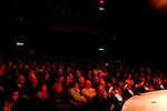 Audience in the Abbey Theatre