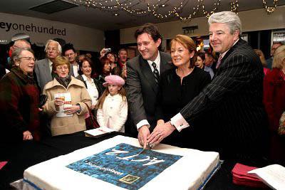 Birthday cake for Abbey 100 Celebration