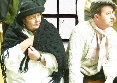 Mammy (Dorris Cullen) & Babbybobby (Len Nealon)