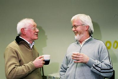Brian de Salvo and Tom Ronayne