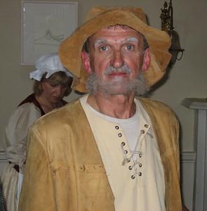 Jim Carroll (Adam, retainer to De Boys)