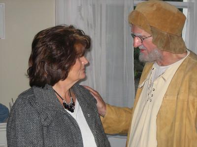 Margaret Toomey & Jim Carroll (Adam, retainer to De Boys)