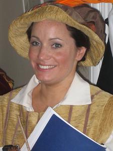 Niamh Daly (Rosalind, daughter of Duke Senior)