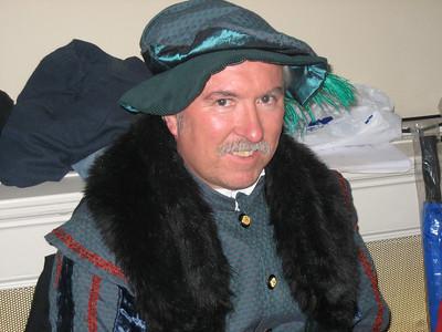 Brendan Dunne (Duke Senior – A Banished Duke)