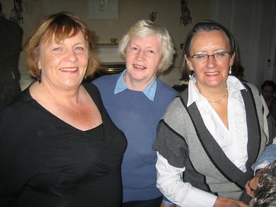 Doris Cullen, Dympna Murray & Teresa Dempsey