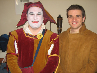 Kevin Fahey (Touchstone) & Oran O'Rua (Silvious)