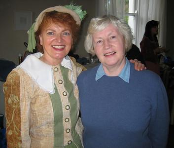 Mary Ryan & Dympna Murray