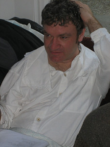 Fergal Cleary (Charles – a fencer)