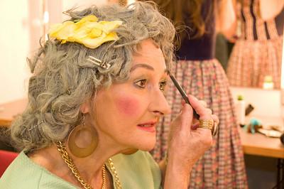 Muriel Caslin O'Hagan who played Kitty Curley
