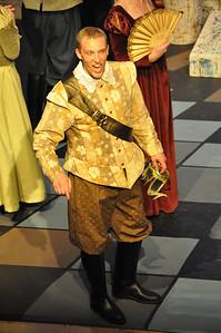 Tybalt played by Mark Phelan