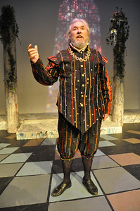 Brendan Dunne as Capulet, patriarch of the House of Capulet