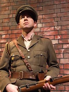 Robert Webster as 'Jack Clitheroe'.