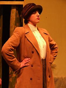 Aoife King as 'Nora Clitheroe'.