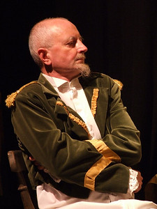 Peter Flood as 'Peter'.