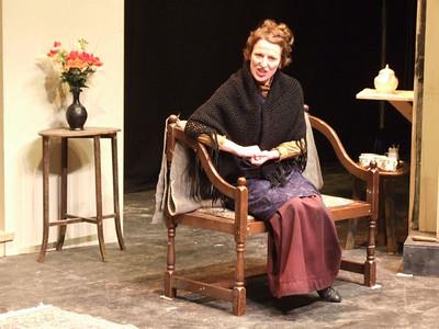 Claire O'Donovan as Mrs. Gogan.