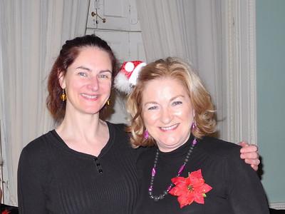Joanne Keane and Anne Lucas