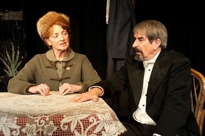 Afterplay - Sonya (Mary Ryan) and Andrey (Martin Brennan)