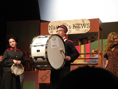 2012 Spring Musical: Guys and Dolls