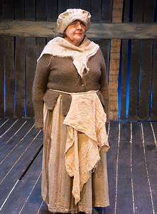 Doris Cullen (Sarah Good)
