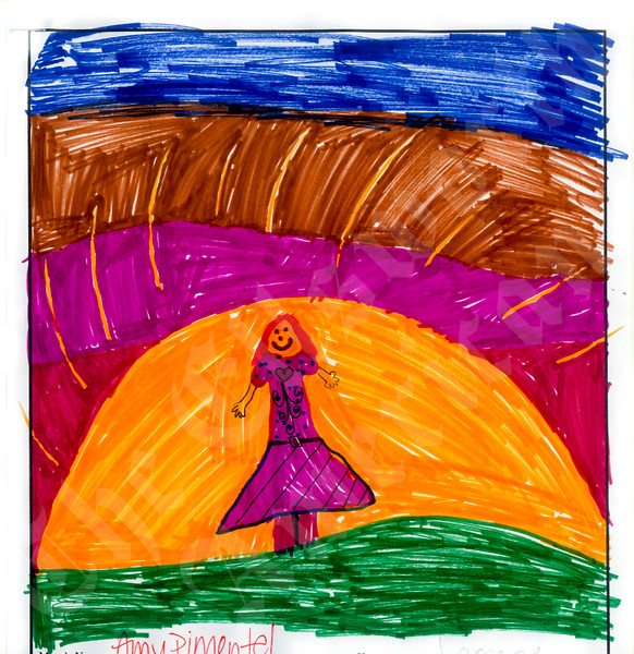 Artist: Tori Pimentel, 10