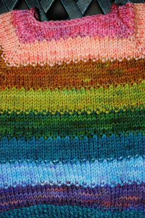 Knitting:  My First Love