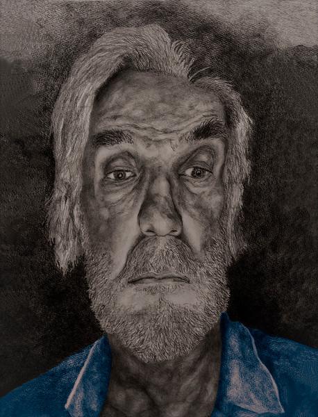 Self-Portrait at 72
