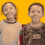 Ava & Yasin, Cousins