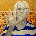 Self-portrait, Age 73