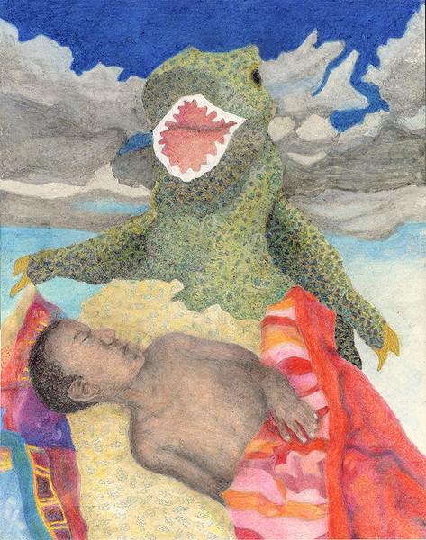 Yaqub and Godzilla