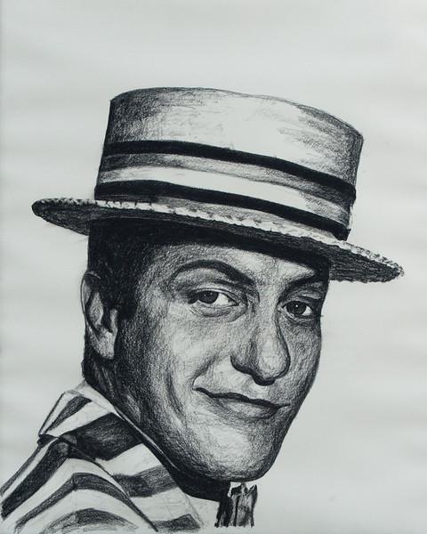 "Dick Van Dyke 26""x32"""