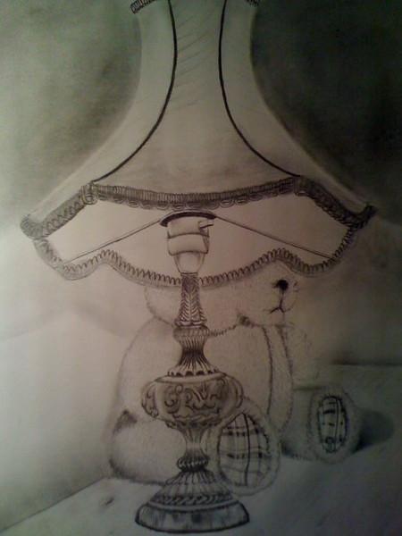 Lamp & Bear
